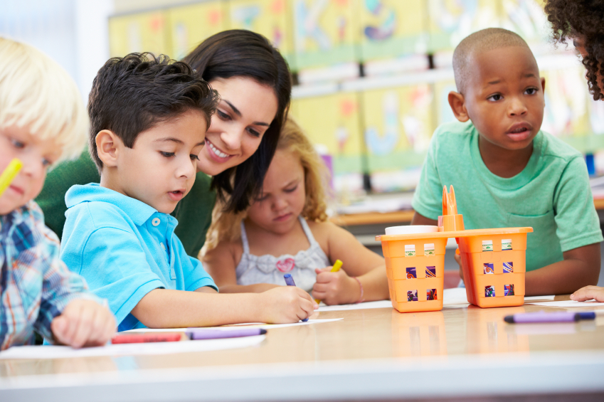master's degree in early childhood education
