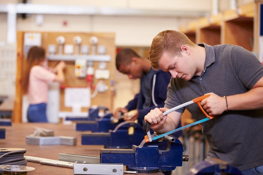 master's in vocational and technical education